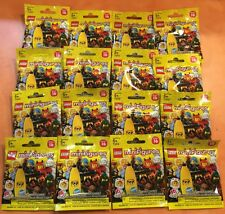 Lego Minifigures Series 16 Complete Set Sealed