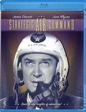 STRATEGIC AIR COMMAND NEW BLU-RAY (James Stewart, B-36s, B-47s in Color!)