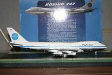 Inflight200 1:200 Pan Am American Boeing 747-100 N738PA 'polished' (IF7410715P)