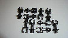 "Triumph STAG TR7 ALL CLASSICS ! ** FUEL LINE CLIPS ** x 10 - For 5/16"" pipe. NEW"