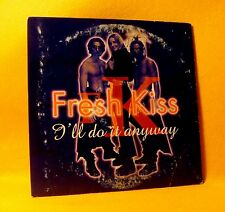 Cardsleeve Single CD Fresh Kiss I'll Do It Anyway 2TR 1998 Euro House