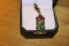 Juicy Couture Stop Light Traffic Light Charm