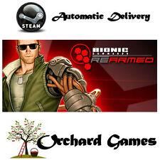 Bionic Commando: rearma: PC: (entrega automática de vapor/Digital)