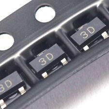 50PCS MMBTA44 3D 0.2A/400V NPN SOT23 SMD transistor