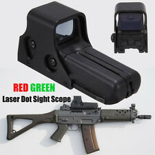 Hot Sale Holographic 552 Hunting Rifle Scope Telescope Red Green Laser Sights