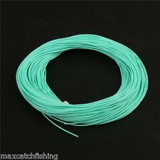 WF6F fly fishing line 100ft - 6wt Weight forward FLOATING super smooth - Teal