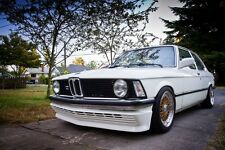 BMW E21 M3 BBS FRONT SPOILER with fitting kit lip apron valance euro bumper