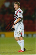 BOURNEMOUTH HAND SIGNED RYAN FRASER 6X4 PHOTO 1.