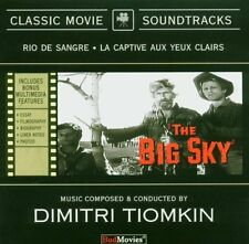 Dimitri Tiomkin THE BIG SKY (1952)