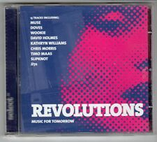(GQ814) Revolutions, 15 tracks various artists - 2000 - Select Magazine CD