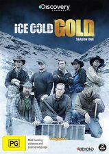 Ice Cold Gold: Season 1 DVD NEW