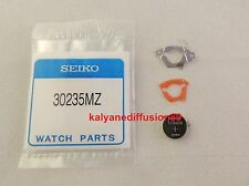 lot de 10 capacitor kinetic seiko watch for 5M22 5M42 5M43 5M45 30235MZ battery