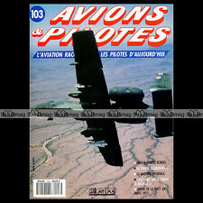 AVIONS & PILOTES N°103 BRITISH AEROSPACE EAP HAWKER HUNTER F Mk56 VICKERS VIKING