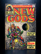 COMICS:DC: New Gods #1 (1971), 1st Orion/Highfather/Apokolips/New Genesis app