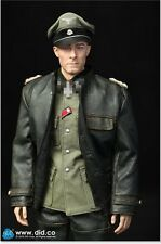 "1/6 12"" DID D80120 WWII German Panzer Officer ""Joachim Peiper"" in stock"