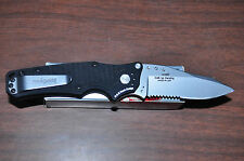 *New & Rare* KERSHAW 1910ST  RAM HAWK LOCK KNIFE G10 MADE IN USA  JUNE 06 RARE