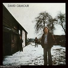 David Gilmour - 1978 Debut Solo Album - Remastered CD NEW & SEALED  pink floyd