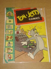 TOM AND JERRY COMICS #63 G- (1.8) DELL COMICS OCTOBER 1949