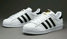 High Quality White Superstar Shoes for Men Size UK 7.5 US 8 EURO 41.5