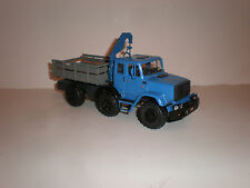 1/43 RUSSIAN TRUCK GAZ-4975 M2 Blue bird
