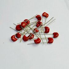 10pcs Silver MICA Capacitor 150pF 500V fr audio amp New