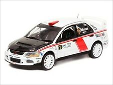 MITSUBISHI LANCER EVOLUTION IX #1 AFRICA WINNER 1/43 MODEL CAR BY VITESSE 43404