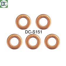 Mercedes E270 CDI Common Rail Diesel Injector Washers / Seals x 5
