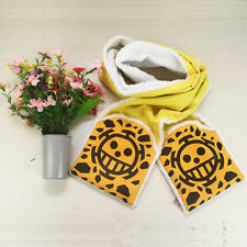 Cosplay One Piece Trafalgar Law Anime Manga Schals 187x18cm Neu