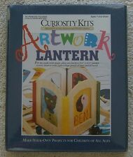 Electric Lantern Toy Curiosity Kits Wood Make Your Own Art Science Educational