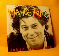 Cardsleeve single CD Johan Verminnen Mambo King 2TR 2010 Vlaamse Pop Rock