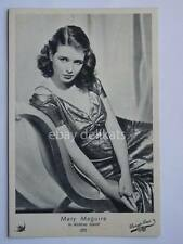 ELAH Warner Bros. MARY MAGUIRE cinema vecchia cartolina old post card
