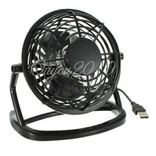 Mini Ventilador USB Portátil para PC Desktop Radiador Cooler Cooling Desk Fan