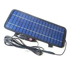 4.5W / 12V Smart Power Solar Panel Battery Charger For Car Boat Motorcycle