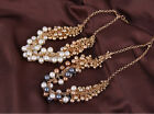 Fashion beautiful delicate Occident Style hyperbole Multilayer pearl necklace