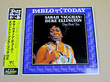 "CD Sarah Vaughan / Duke Ellington ""Song Book Two"" Pablo 20bit K2 Master Japan"