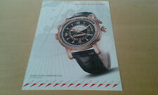 Usado - ARNOLD & SON - Ficha técnica - HORNET WORLDTIMER - Item For Collectors
