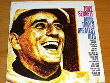 SEALED POP LP - TONY BENNETT - COLUMBIA SPECAL PRODUCTS P13301