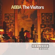 ABBA - THE VISITORS (DELUXE EDITION JEWEL CASE)  CD + DVD NEU
