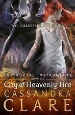 The Mortal Instruments 6: City of Heavenly Fire by Cassandra Clare...