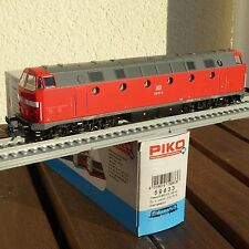 Piko 59833 locomotive Diesel BR 219 version courant alterné DB AG Ep.5 NUMÉRIQUE