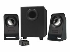 New ! Logitech Multimedia Speakers Z213 (2.1 Stereo Speakers with Subwoofer)