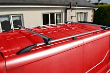 2004 - 2015 Volkswagen VW Transporter T5 Caravelle SWB Roof Rails + Cross Bars