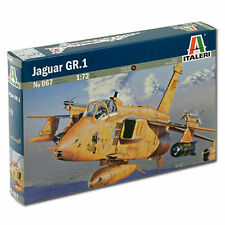 ITALERI Jaguar GR-1 067 1:72 Aircraft Model Kit