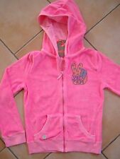 (340) Spirit of Hope Girls Kapuzen Sweatjacke Vogel Victory & Logo Druck gr.140