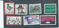 West Germany stamps. 1976 MH lot (X767)
