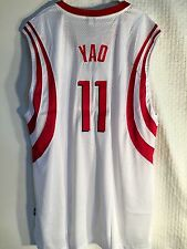 Adidas Swingman NBA Jersey Houston Rockets Yao Ming White sz 4X