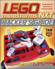 LEGO MINDSTORMS NXT Hacker's Guide by Dave Prochnow