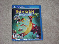 RAYMAN LEGENDS...SONY PS VITA...***SEALED***BRAND NEW***!!!!!!