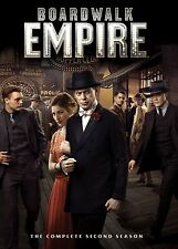 Boardwalk Empire - Season 2 (HBO) [DVD] Steve Buscemi, Kelly New and Sealed