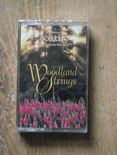 Woodland Strings by Dan Gibson's Solitudes on Cassette NEW Sealed